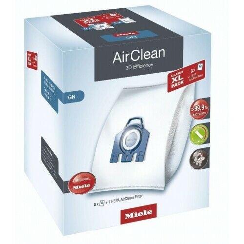 AirClean 3D GN Allergy XL Pack Bags