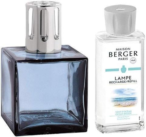 Maison Berger - Blue Cube - Lampe 3693
