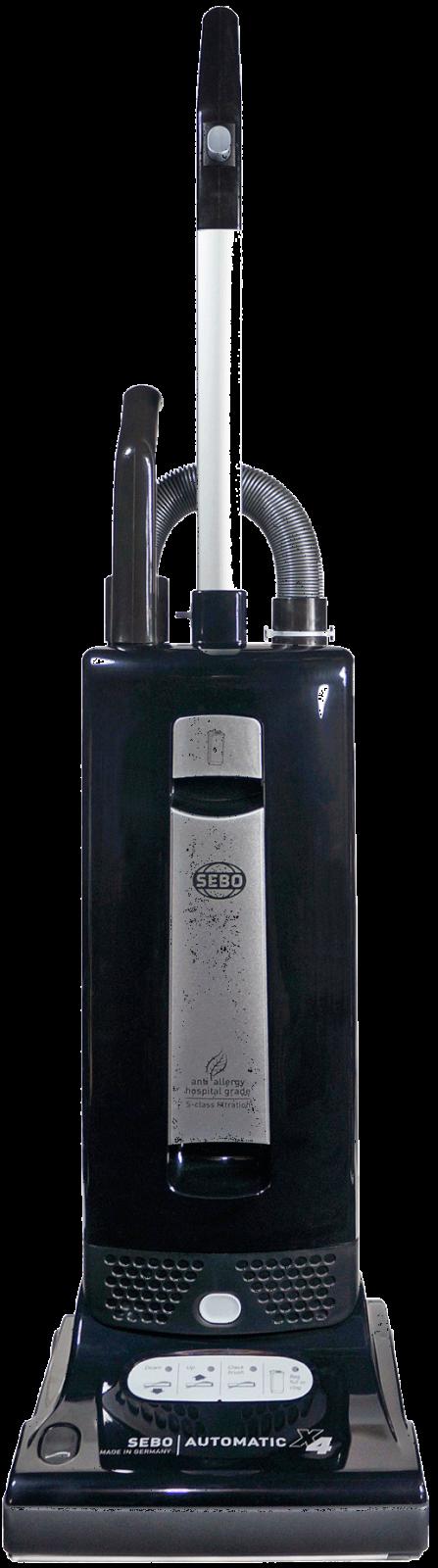 Sebo AutoX 4 Premium Onyx Collection (Black) 9501AM