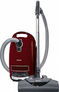 Miele C3 Soft Carpet Tayberry Red