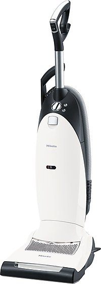 Miele Dynamic U1 Cat & Dog White