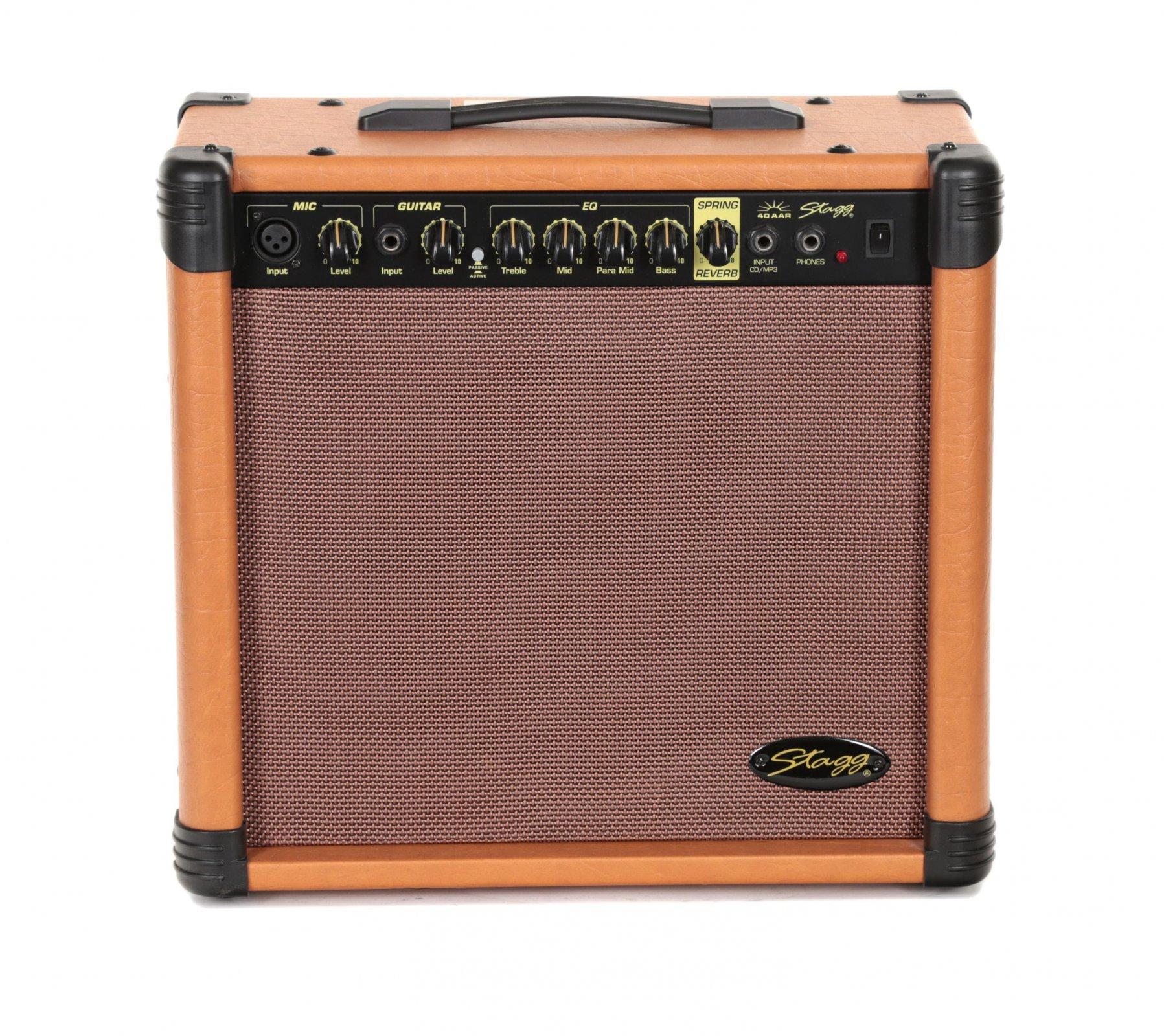 Stagg 40 AAR Amplifier