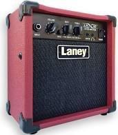 Laney LX10-RED Electric Guitar Combo 10 Watt 5 in Speaker