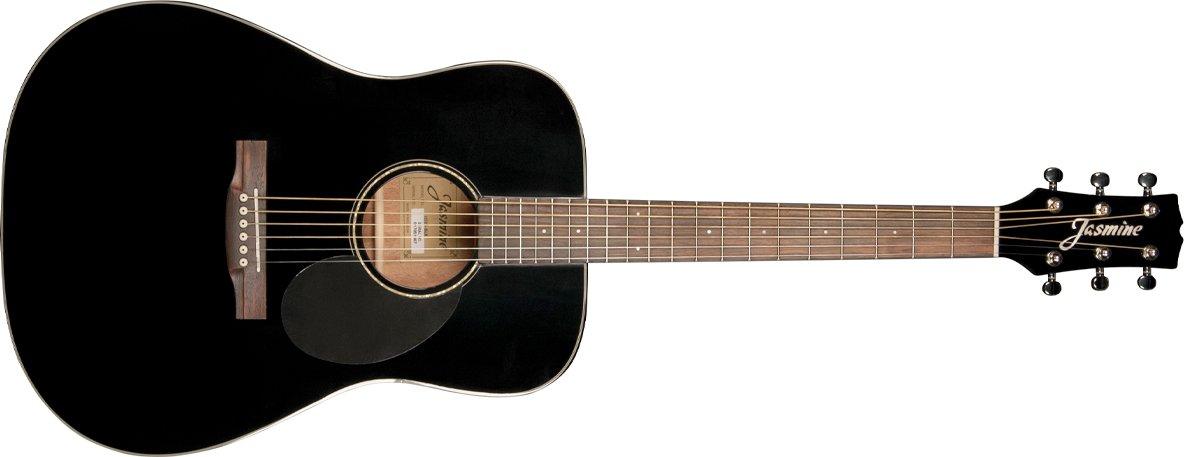 Jasmine JD39 Acoustic Electric Black