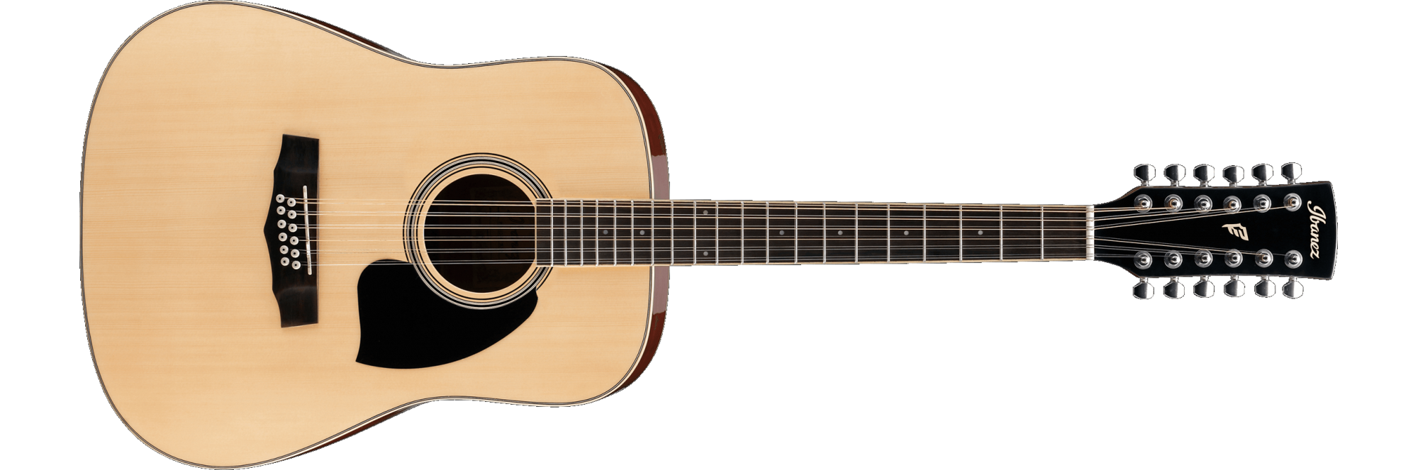 Ibanez PF1512NT Series Acoustic Natural