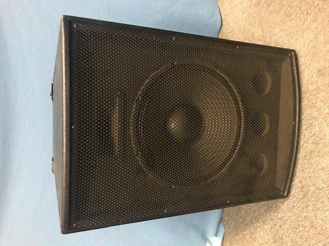 Used Smarvo PS382 PA Speaker