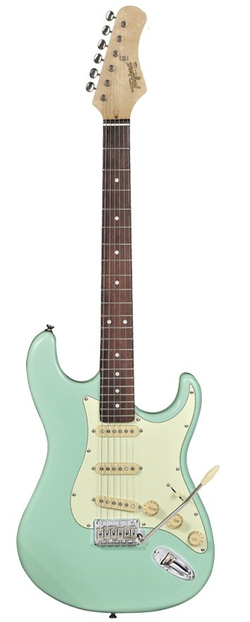 TAGIMA STRAT STYLE ELECTRIC GUITAR