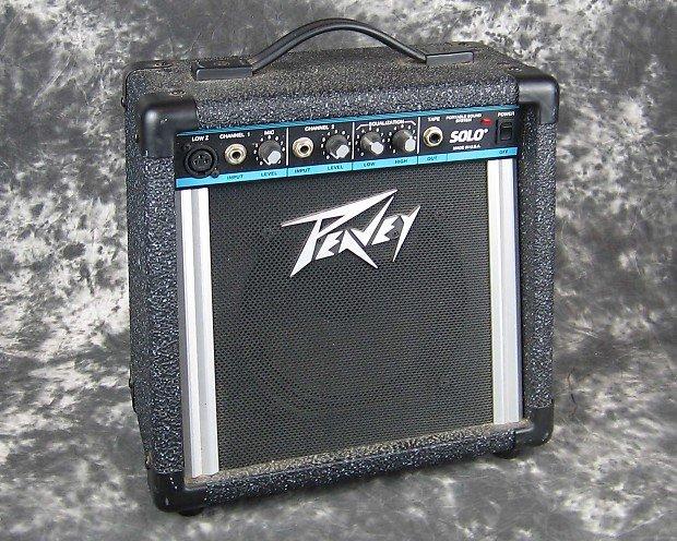 Peavey Solo Amplifier