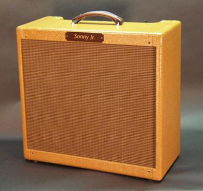 Used Sonny Jr Cruncher Guitar/Harmonica Amplifier