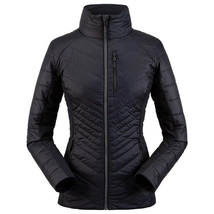 Womans Glissade Hybrid Jacket
