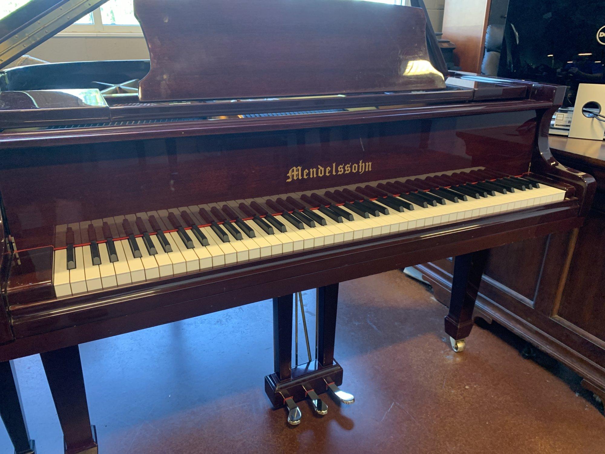 Mendelssohn Grand Mahogany 5120