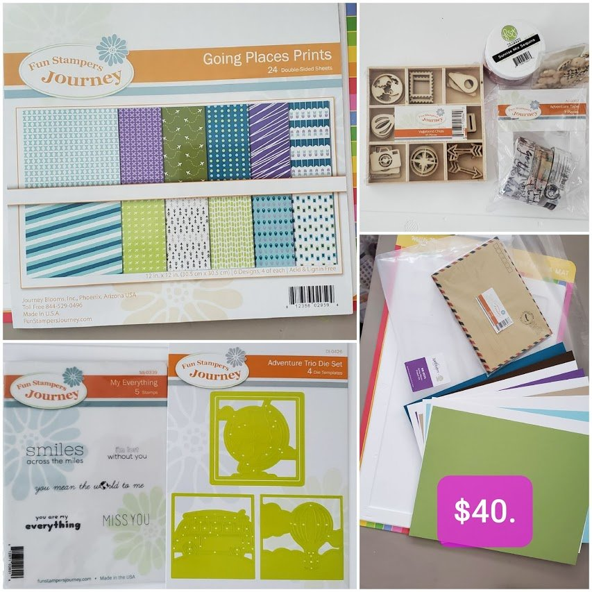 Going Places Project Kit