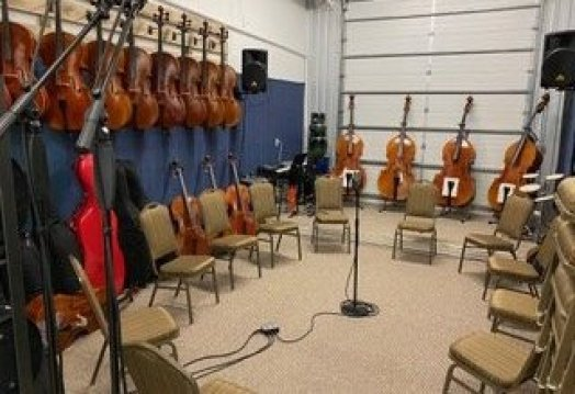 string quartets, small ensembles, and lessons