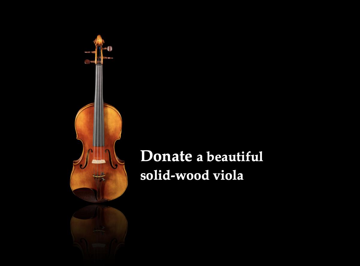 Donate a Viola $700