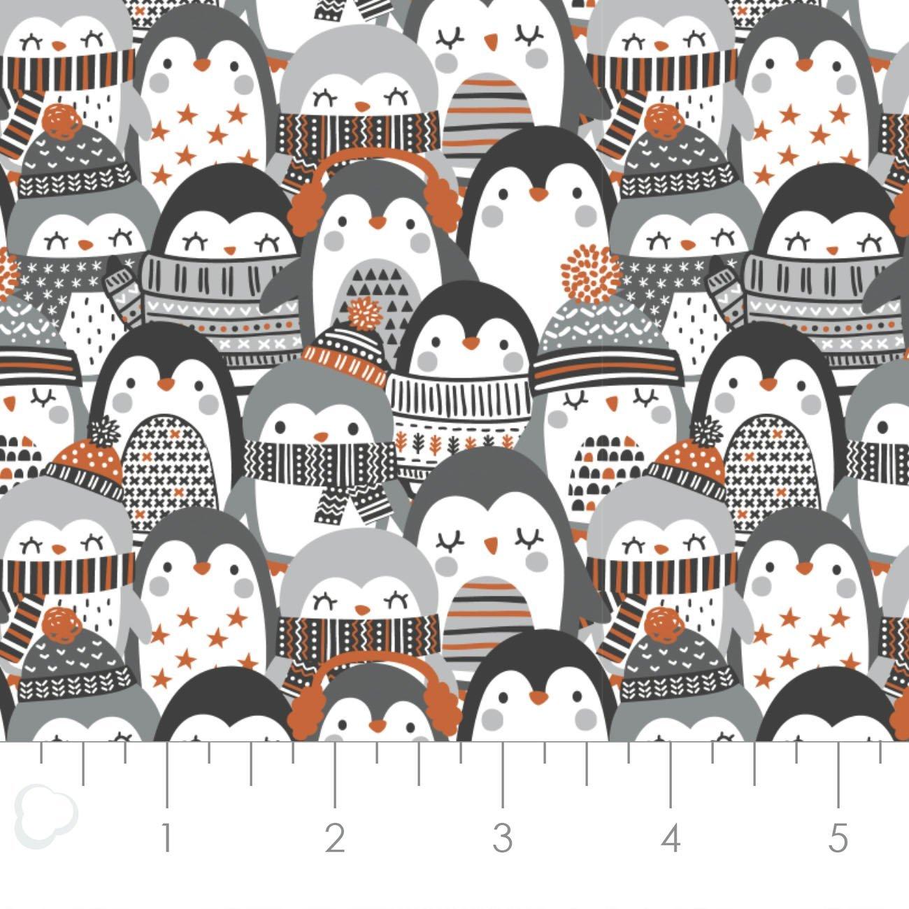 Penguin Paradise Cozy Penguin Stack MULTI