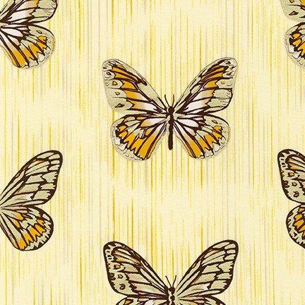 Spring Shimmer Butterfly MARIGOLD