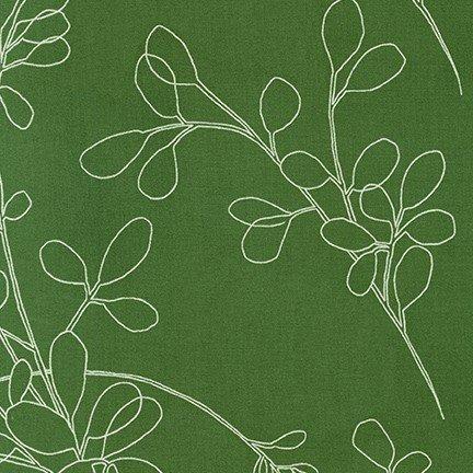 Spring Shimmer Sprig GREEN