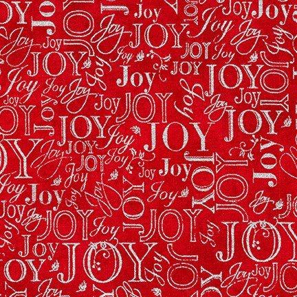 Winter's Grandeur 9 Joy SCARLET