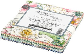 Charm Squares WISHWELL: NATURE'S NOTEBOOK