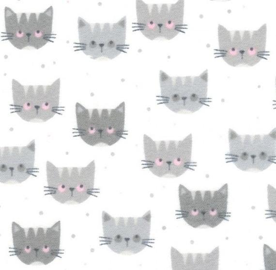 Cuddly Kittens 2 GREY WHITE