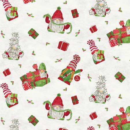Gnome for Christmas Main PARCHMENT