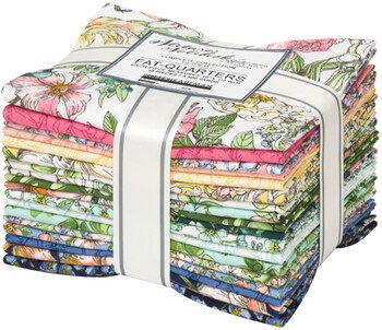 Fat Quarters WISHWELL: NATURE'S NOTEBOOK