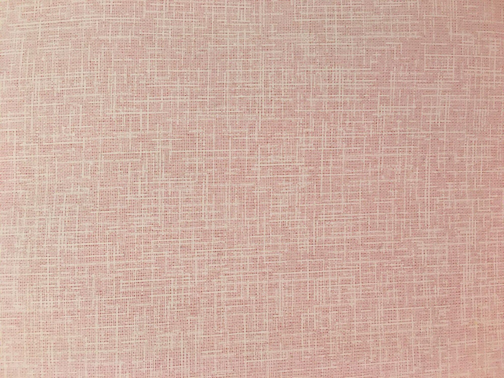Linen Look 109 Wide PINK