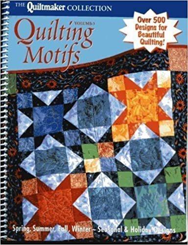 Quilting Motifs Volume 3