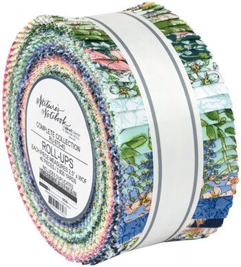 Roll Up WISHWELL: NATURE'S NOTEBOOK