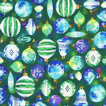 Wishwell: Glow Ornaments SPRUCE