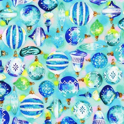 Wishwell: Glow Ornaments AQUA