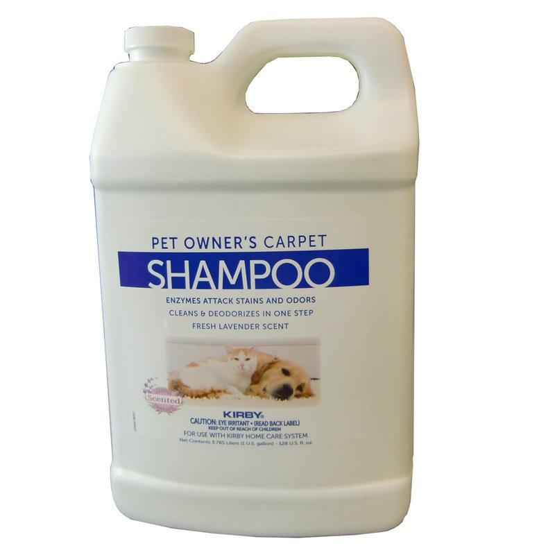 Kirby Pet Shampoo Gallons