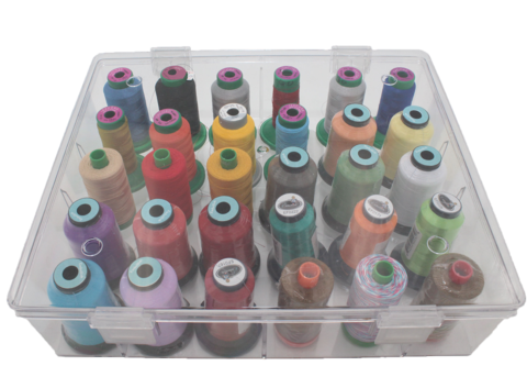 Thread Storage Box- 30 Spools
