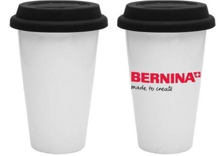Bernina Ceramic Travel Mug