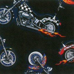 In Motion - Motorcycles