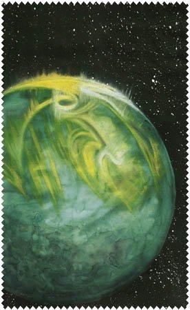 Aurora Borealis Crown Green
