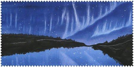 Aurora Borealis Crown IV - Blue