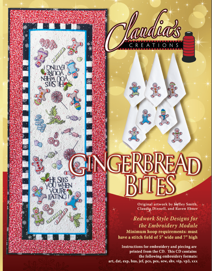 Gingerbread Bites