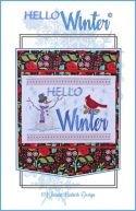 Hello Winter - Wall Hanging