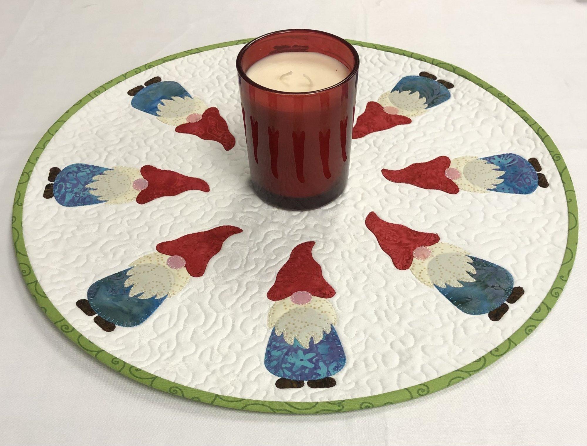 Wish Table Topper - Gnomes, Bonus design