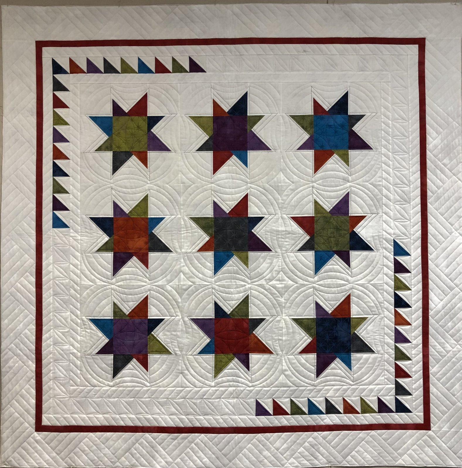 Starry Days and Nights Quilt Pattern