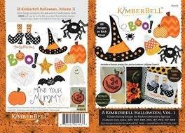 A Kimberbell Halloween Vol. 1