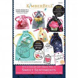 It's a Cinch! Gift Tags/Bags - Sweet Sentimantals Vol. 3