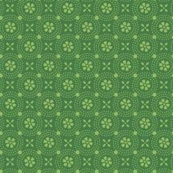 Dotted Circles - Green