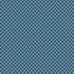Herringbone - Navy