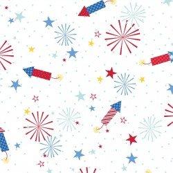 Fireworks - White
