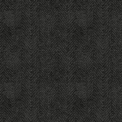Woolies Flannel - Herringbone - Dark Grey