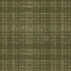 Woolies Flannel - Windowpane - Green