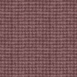 Woolies Flannel - Houndstooth - Violet