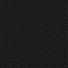 Woolies Flannel - Poodle Boucle` - Black